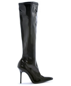 Sexy Emma Black Boots - Adult Shoes