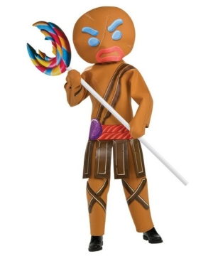 Shrek Gingerbread Warrior Boys Costume