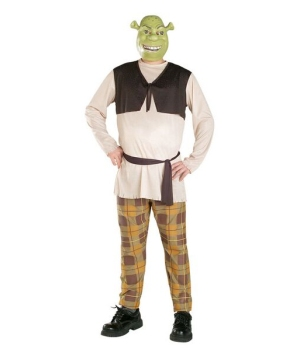 Shrek Men Costume