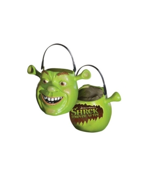 Shrek Forever After Trick or Treat Pail - Costume Accessory