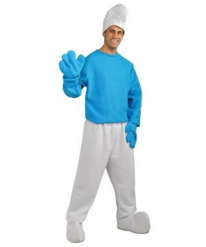 Smurf Men Costume deluxe