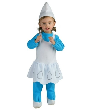 Smurfette Costume - Infant Costume