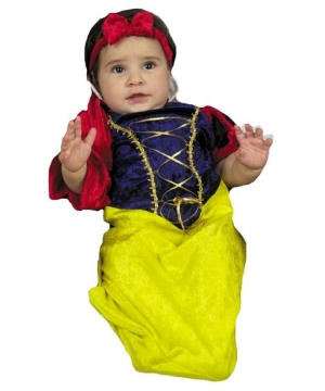 Snow White Bunting Baby Costume