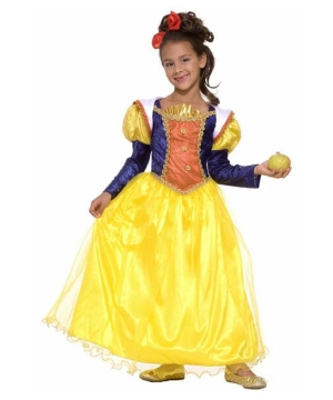 Snow White Kids Costume deluxe