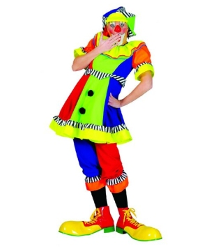 Spanky Stripes Female Costume - Adult Costume