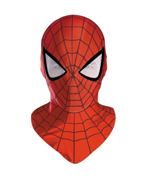Spiderman Adult Mask deluxe