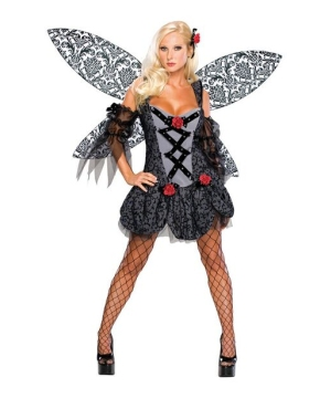 Sexy Gothic Fairy Adult Costume