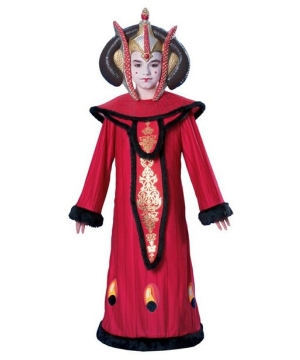 Queen Amidala Kids Costume deluxe