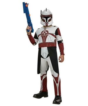 Star Wars Commander Fox Kids Costume