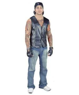 Tattoo Shirt Adult Costume