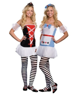Tea for Two Teen Costume