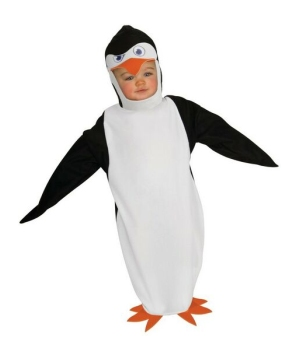 The Penguins of Madagascar Skipper Baby Costume