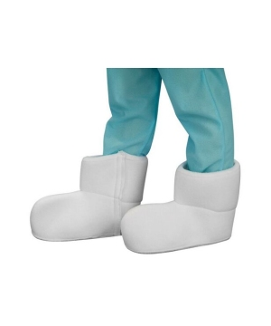 The Smurfs Shoe Covers Kids Costume Accessory