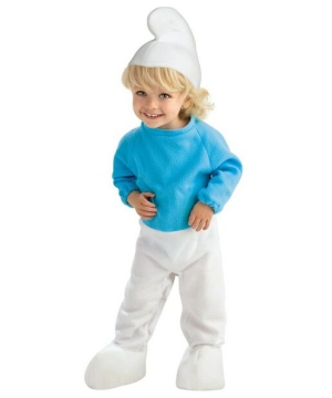 The Smurfs- Smurf Infant/toddler Costume