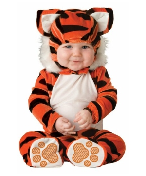 Tiger Tot Costume - Toddler Costume