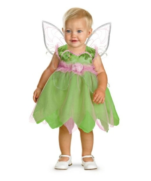 tinkerbell baby disney costume