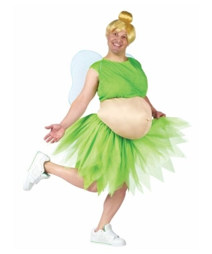 Tinkerbelly Adult Costume