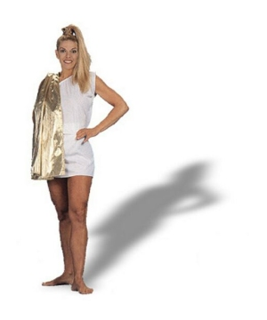 Toga Female Costume - Adult Costume