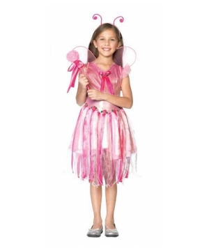 Twinkle Bug Fairy Kids Costume