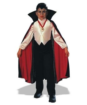 Monsters Dracula Kids Costume