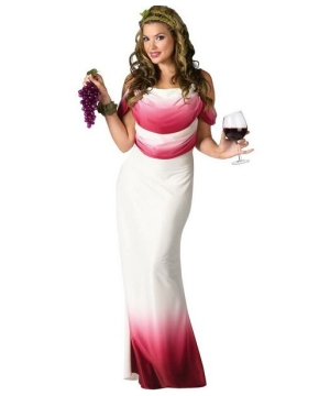 Wine Goddess Costume - Adult Costume