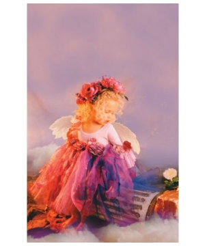 Winged Angel Baby Costume