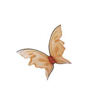 Orange Butterfly Wings - Adult Costume Accessory