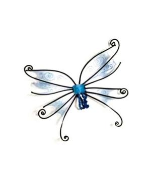 Spider Fairy Wings - Adult Wings - Blue/black