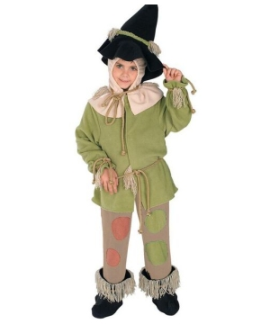 Wizard of Oz Scarecrow Costume - Kids Costume