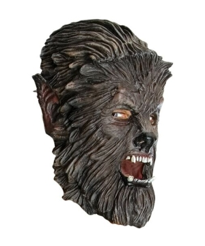 Wolfman Latex Kids Mask