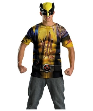 Wolverine Kit Adult Costume