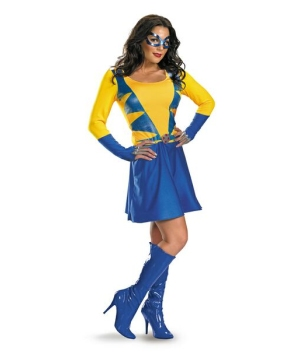 Wolverine Female Adult Costume