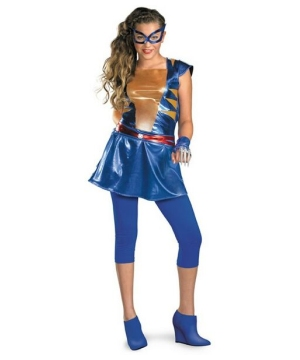 Daughter of Wolverine Kids Costume