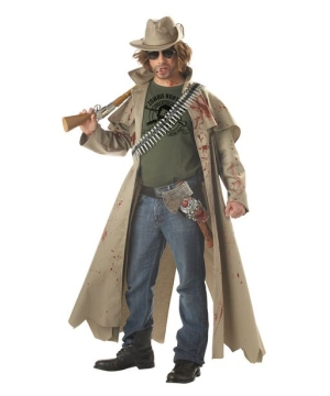 Zombie Hunter Mens Costume