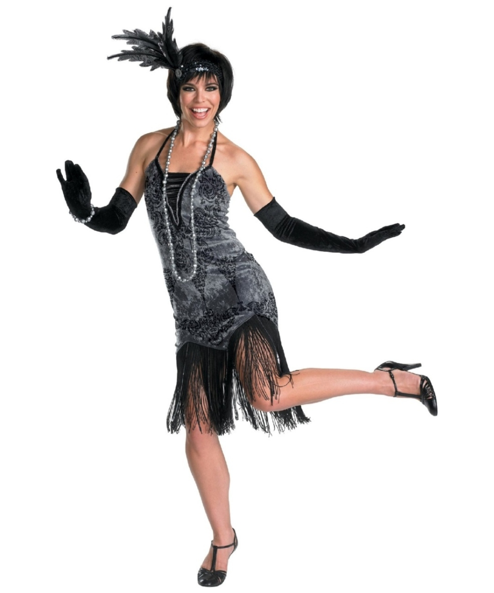 1920 S Flapper Costume Product Fun0042bk Includes