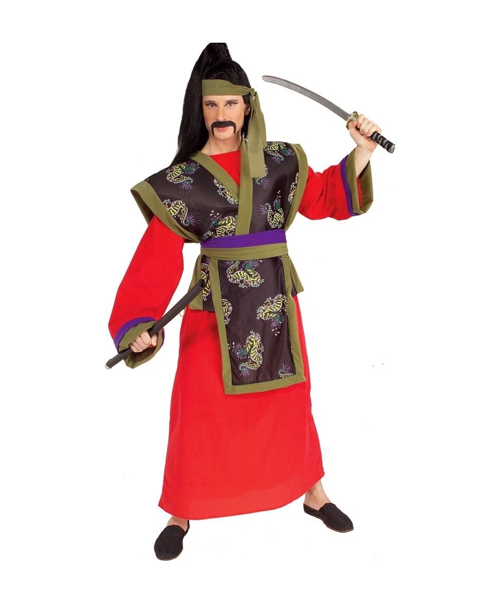 Мужской японский костюм 7