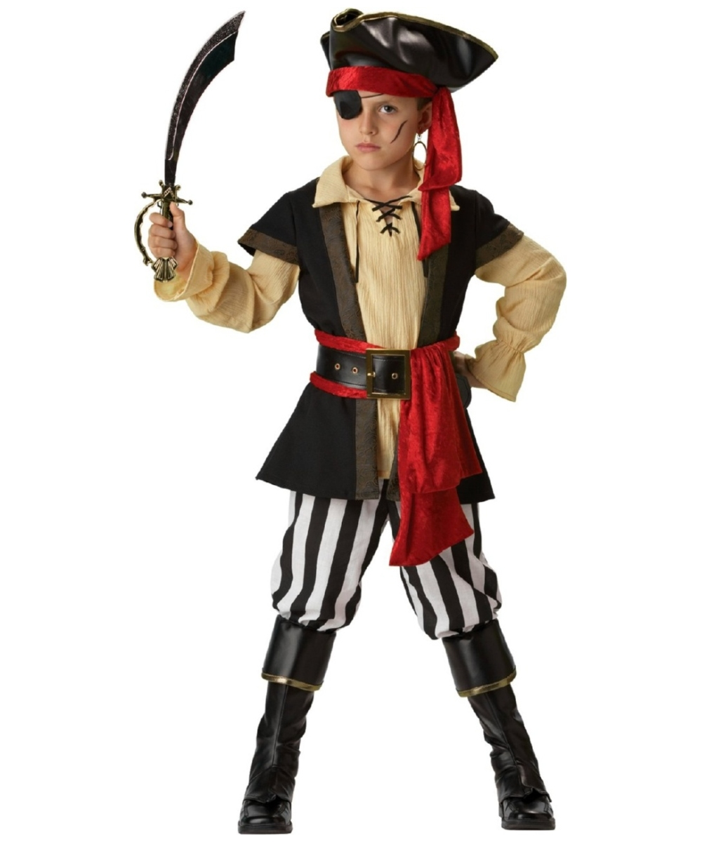 Пиратский костюм 4