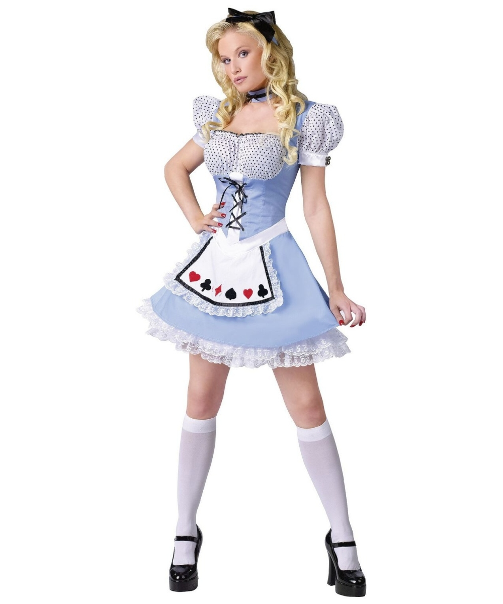 Sexy Alice In Wonderland Costumes 33