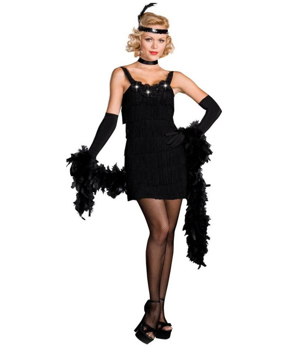 Theme Costumes -> 1920s Costumes -> Flapper Costumes -> All That Jazz ...