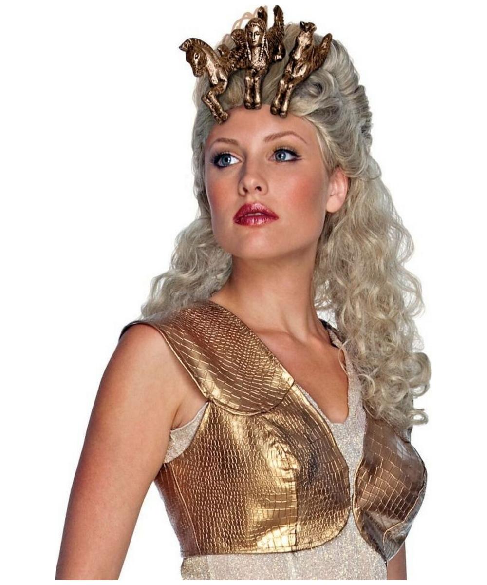 Athena Wig Adult Wig