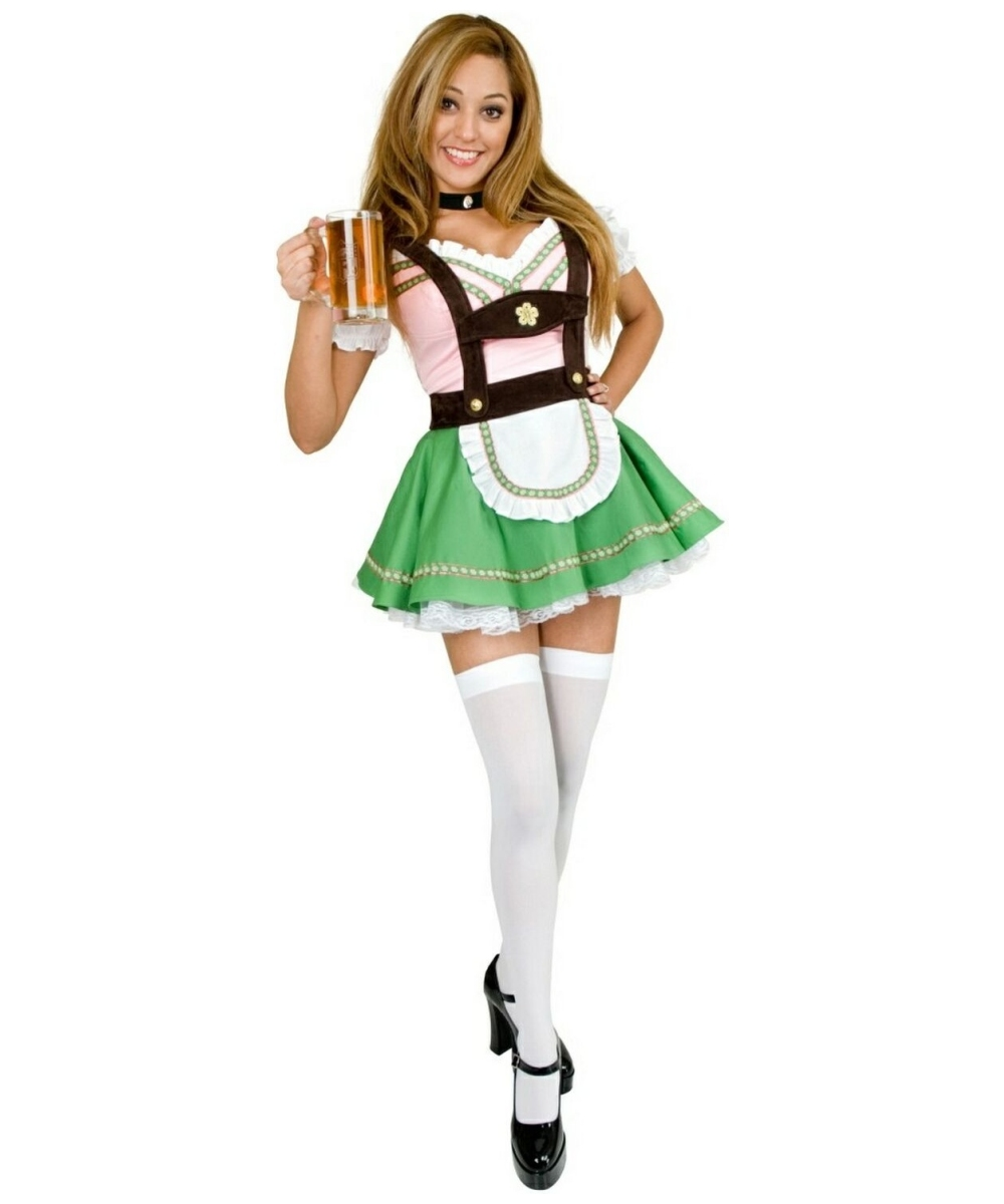 Bavarian Beer Garden Girl Costume Women Costumes