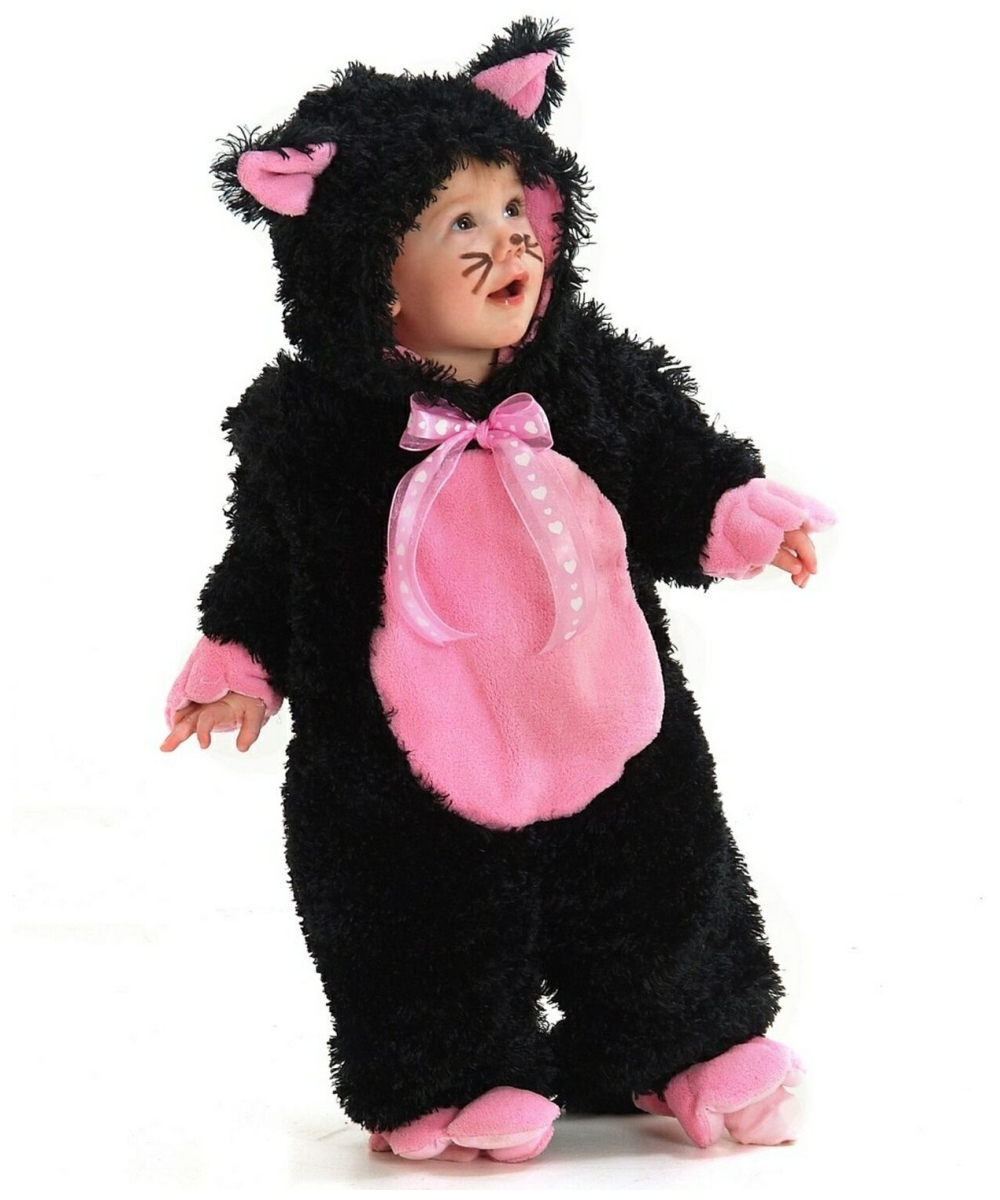 Black Kitty Costume Baby Toddler Costumes
