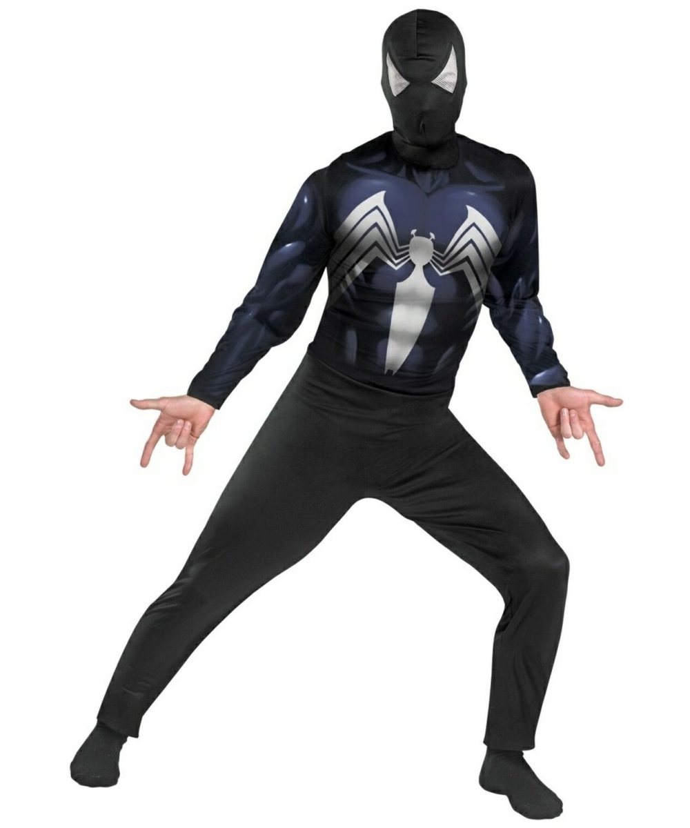 Sexy male superhero costume