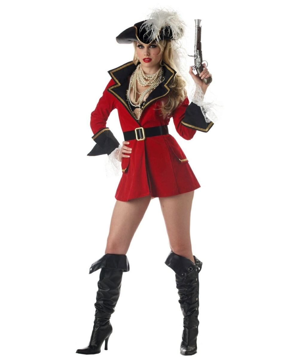 pirate Adult costume woman