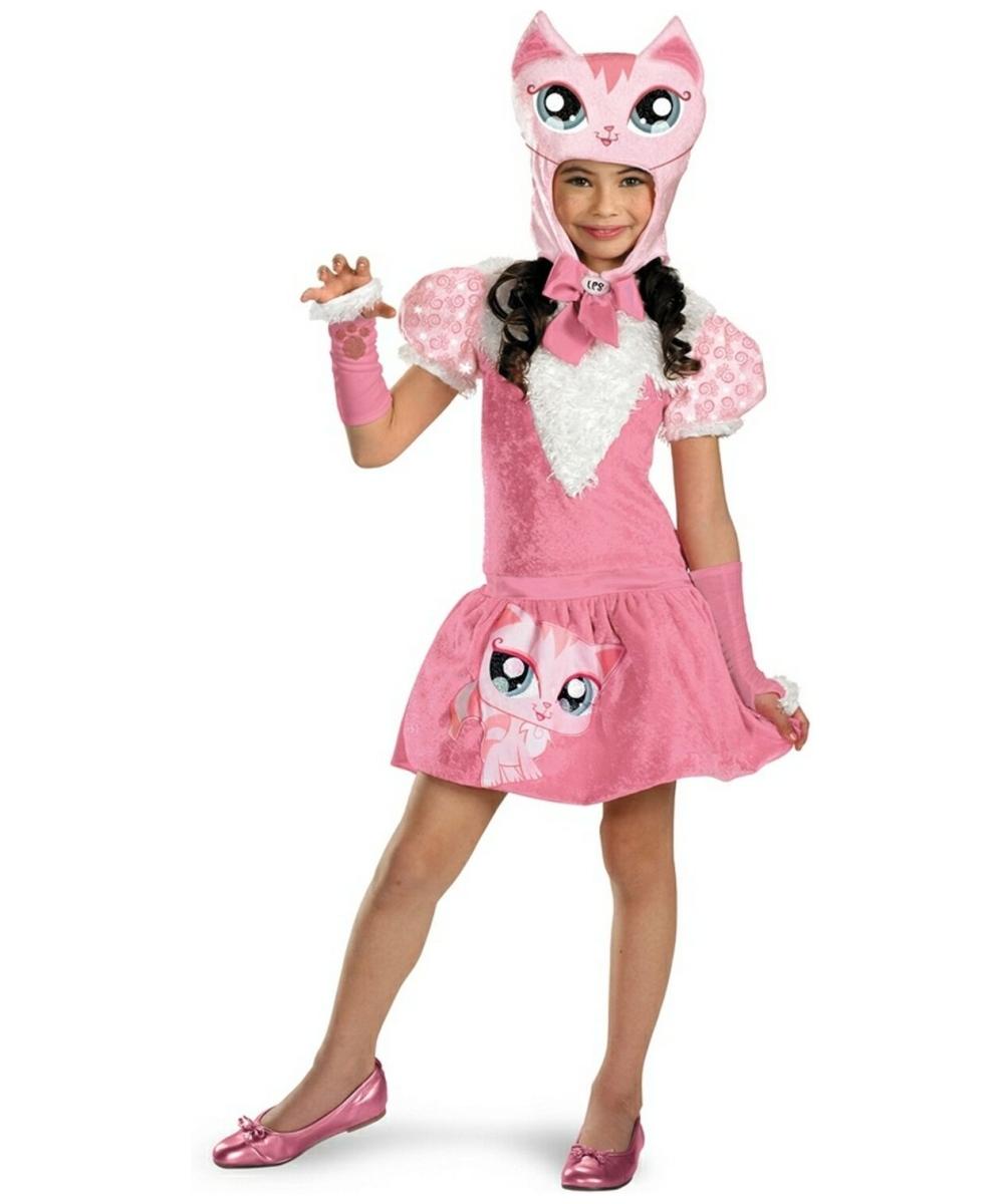 Kids Pink Cat Costume Wwwgalleryhipcom The Hippest Pics