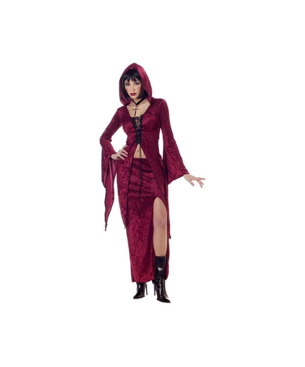 Maiden Of Darkness Womens Wcostume