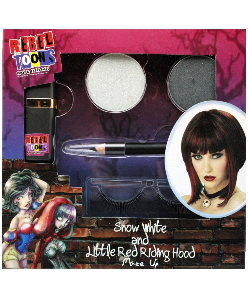 snow white makeup for little girls