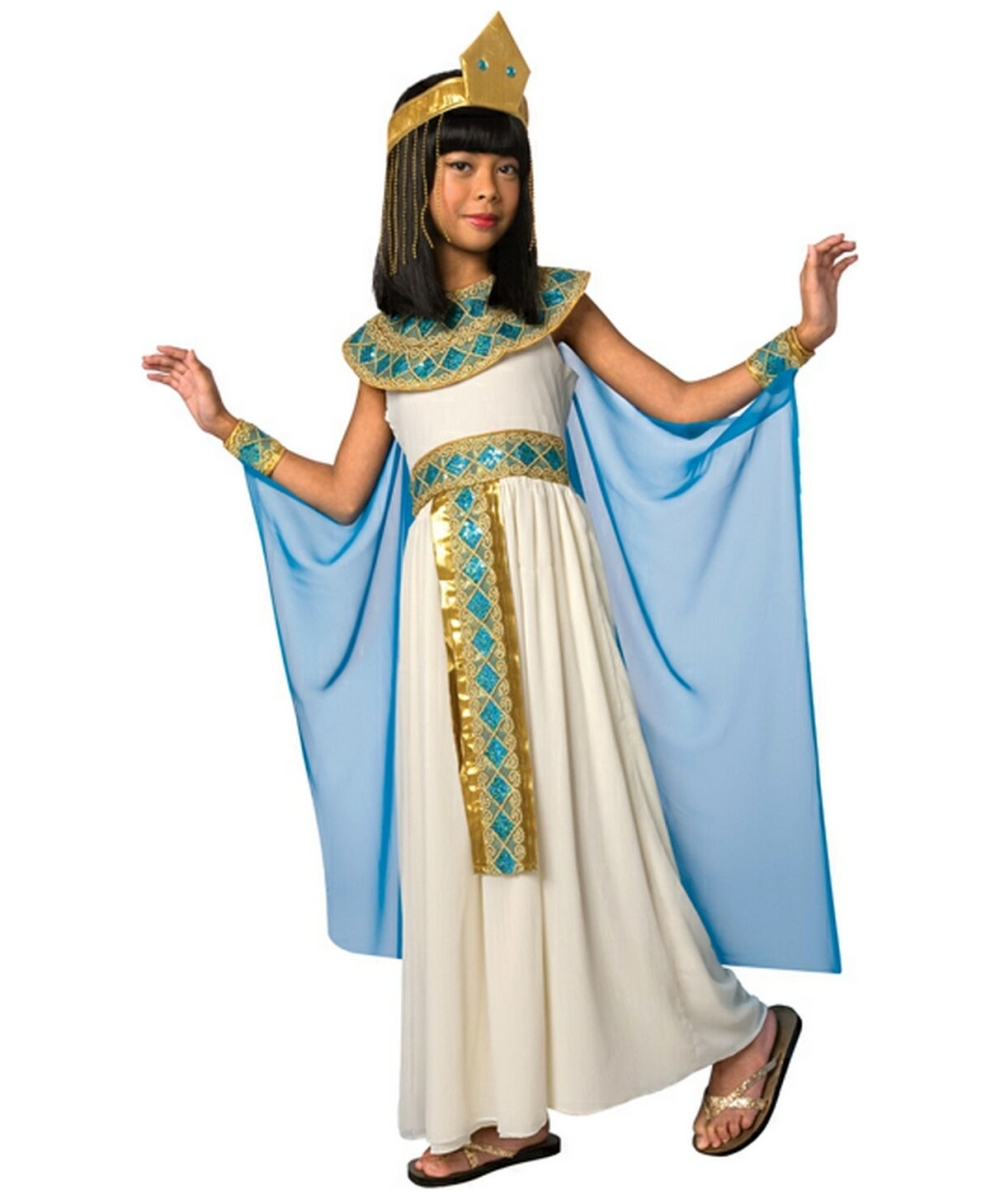 Kids Cleopatra Egyptian Child Costume