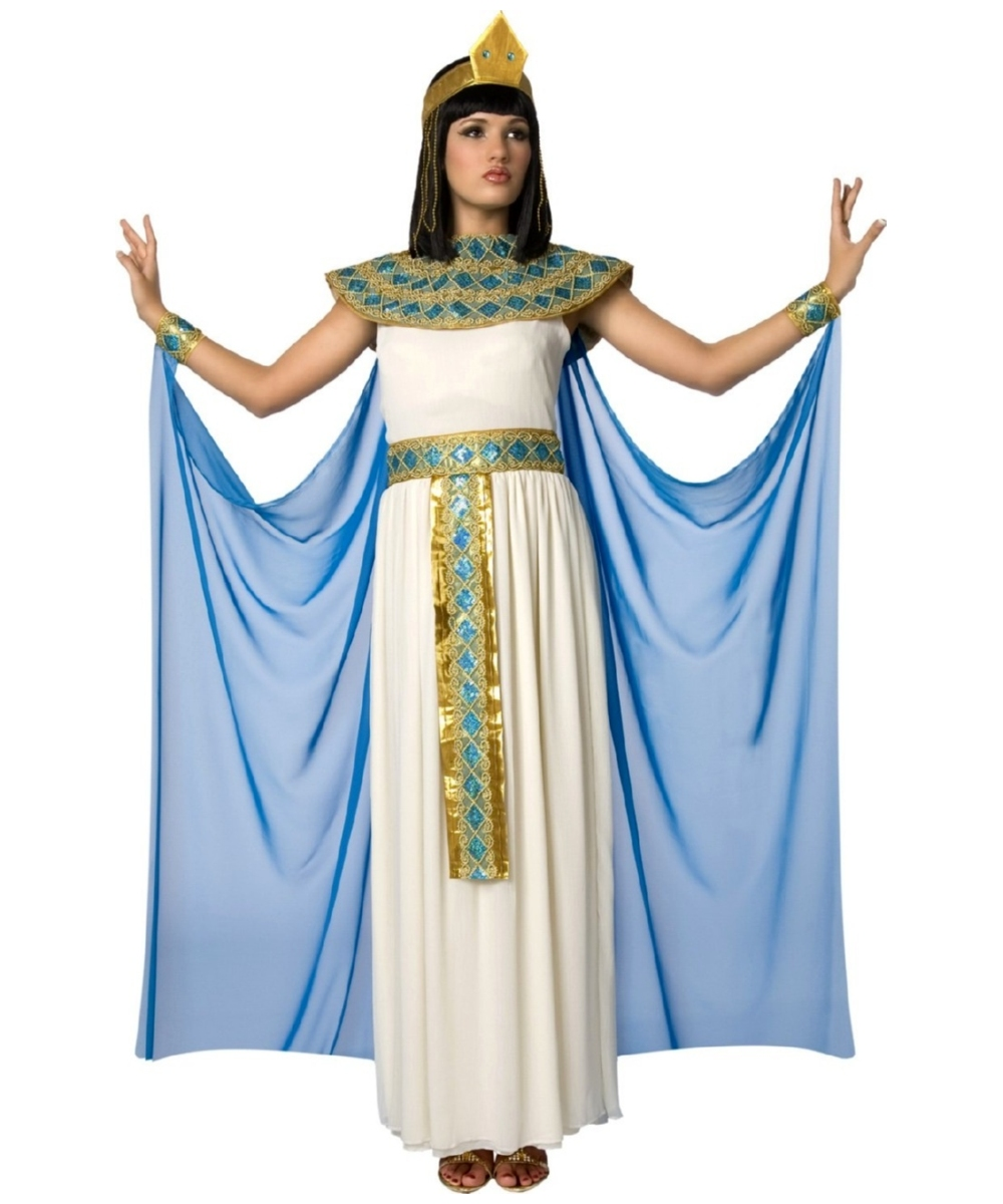 Cleopatra Egyptian Adult Costume - Egyptian Costumes