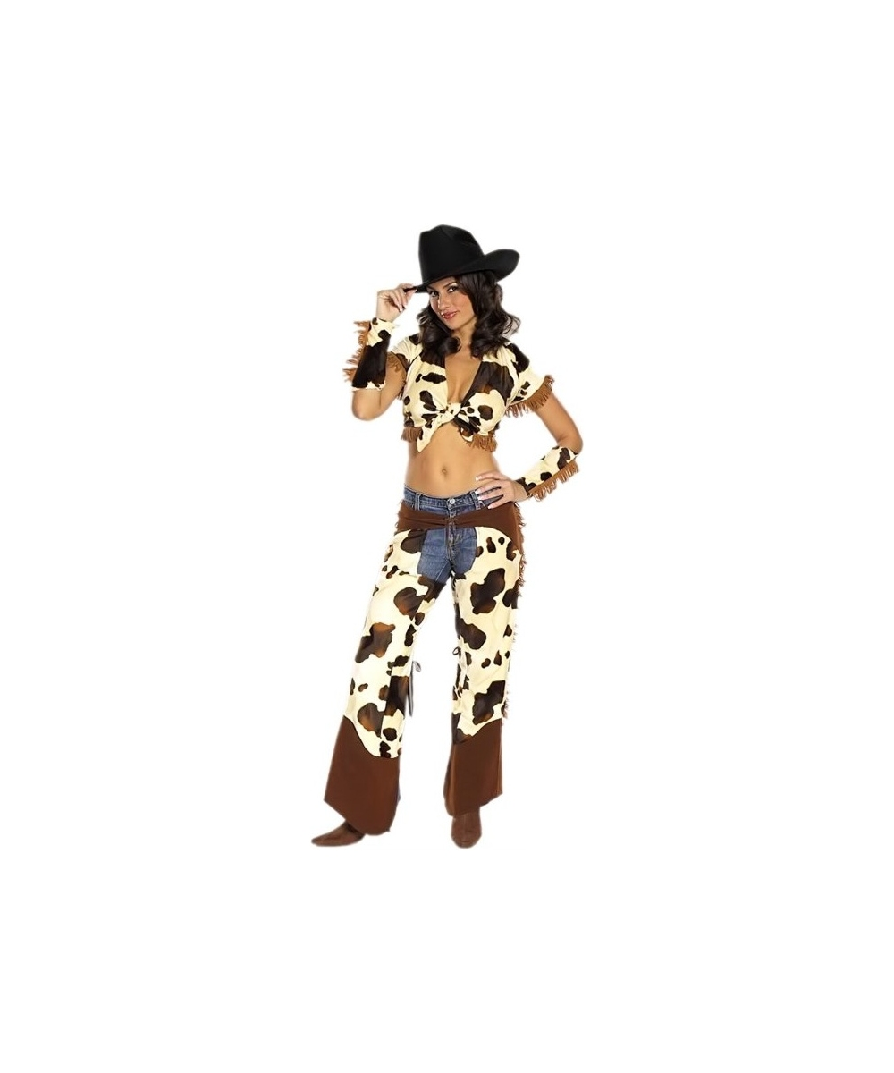 Sexy Cowgirl Adult Costume